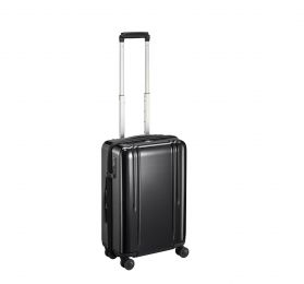 "ZRL - 22"" Domestic Lightweight Luggage by Zero Halliburton (Color: Black)"