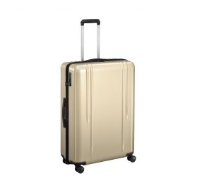 "ZRL - 28"" Lightweight Luggage by Zero Halliburton (Color: Polished Gold)"