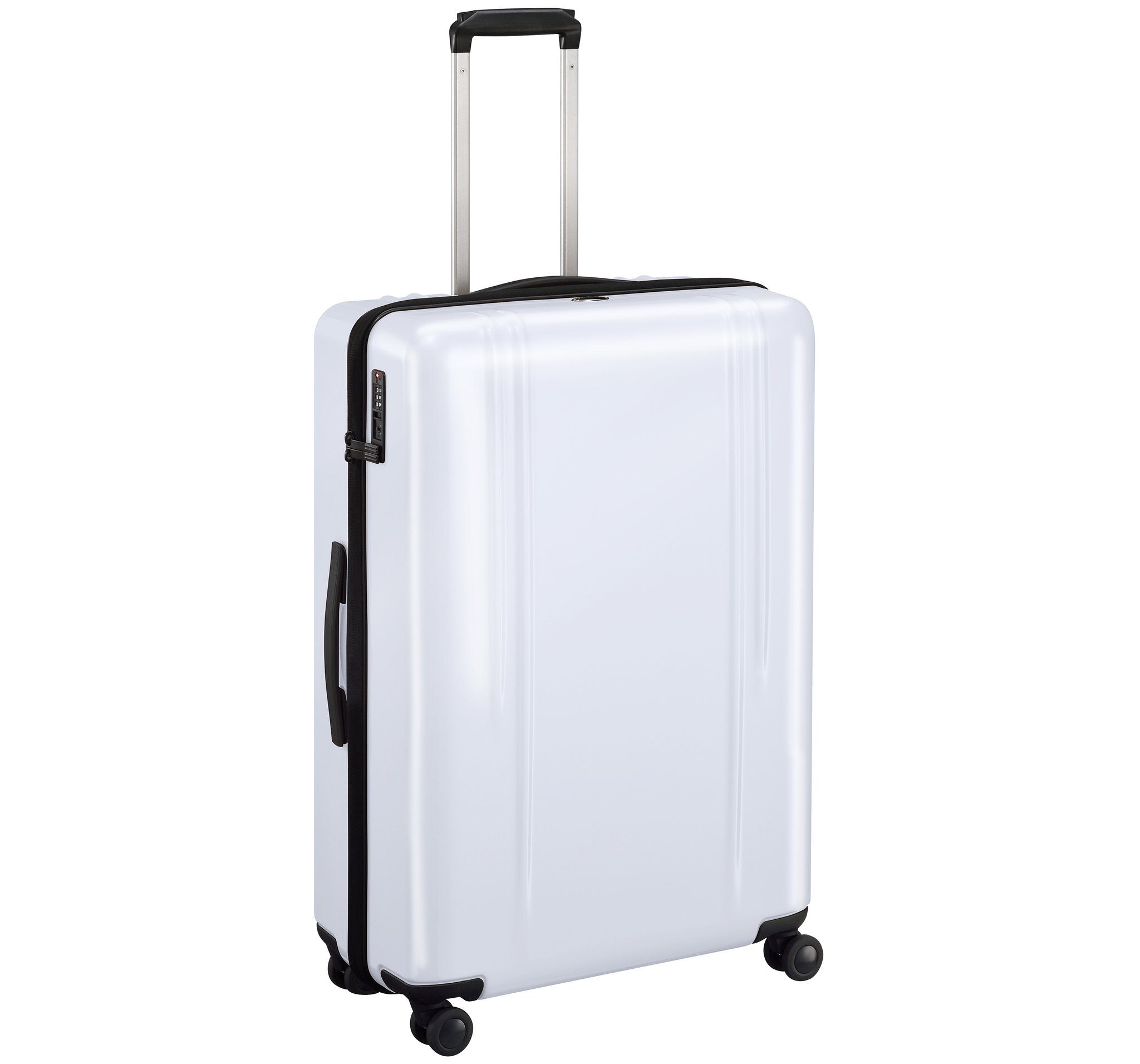 "ZRL - 28"" Lightweight Luggage by Zero Halliburton (Color: White)"