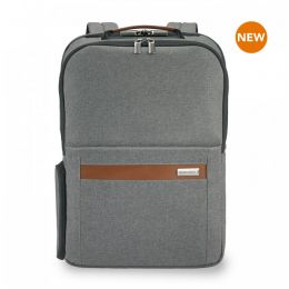 Kinzie Street Medium Backpack by Briggs & Riley (Color: Grey)