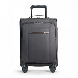 "Kinzie Street International Carry-On Spinner  for 21"" h by Briggs & Riley (Color: Grey)"