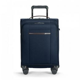 "Kinzie Street International Carry-On Spinner  for 21"" h by Briggs & Riley (Color: Navy)"